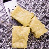 Lemon Custard Bars