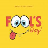 foto of fool  - fools day design - JPG