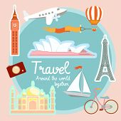picture of big-ben  - Travel and tourism around the world - JPG