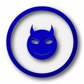 pic of evil  - Evil icon - JPG
