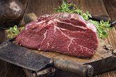 foto of wagyu  - Bottom Round Steak - JPG