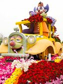 Shriners Hospitals for Children Rose Parade float