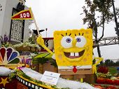 The City Of Burbank's 2011 Rose Bowl Parade Float