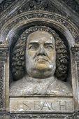 J.S. Bach portrait