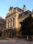 National Art Gallery In Sofia. Bulgaria