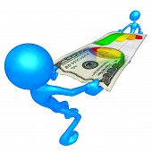 Stretching Money From A Business Report