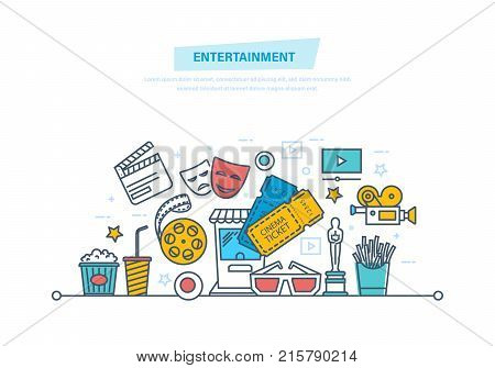 Entertainment cinema and