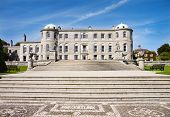 Powerscourt Mansion - Ireland