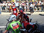 The Tour de France - Stage 2 - 03 July 2011