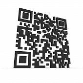 Big 3D QR-code