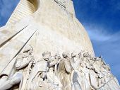 Monument To The Discoveries poster
