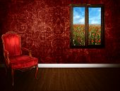 A Room Fit For Poppies