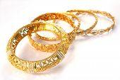 Gold Bracelets 8