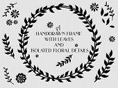 handdrawn poster