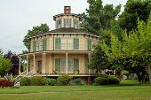 Octogon House