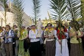 Jerusalem Palm Sunday