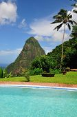 Pool By The Piton