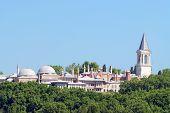 Harem Topkapi Palace Istanbul Turkey