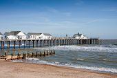 Southwold Pier, Suffolk England