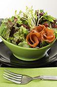 Smoked Salmon Sockeye Salad