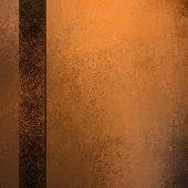 Copper Orange Background