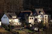 Residential Houses In Siegen, Germany