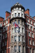 Intricate Architecture In Central London
