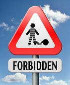 picture of obey  - forbidden criminal behavior obey the rules dont commit crime - JPG