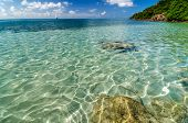 Caribe agua clara