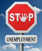 stop job loss search and create new jobs end unemployment