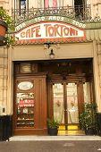 Café Tortoni, Buenos Aires, Argentina.