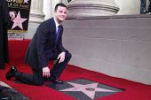 LOS ANGELES - JAN 25: Jimmy Kimmel at a ceremony where  Jimmy Kimmel is honored with a star on the H
