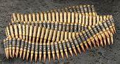 Ammunition Bullets.