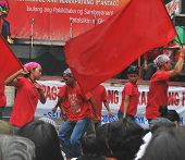 Red Flag Dance Of Youth Artist