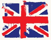 UK paint flag