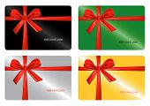 Set Of Gift Card