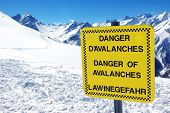 Avalanches Danger