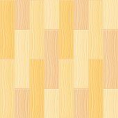 Vector wooden parquet seamless pattern
