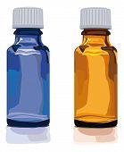 brownglas bottle for medicine