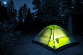 Small Camping Tent