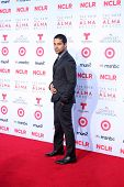 LOS ANGELES - SEP 27:  Wilmer Valderrama at the 2013 ALMA Awards - Arrivals at Pasadena Civic Audito
