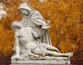 Jesus Mary Statue