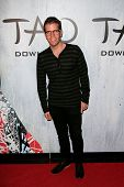 NEW YORK-SEP 28: Blogger Perez Hilton attends the grand opening of TAO Downtown at the Maritime Hote
