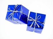 Blue Christmas Gifts