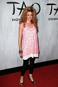 NEW YORK-SEP 28: Actress Miri Ben-Ari attends the grand opening of TAO Downtown at the Maritime Hote