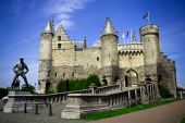 The Steen Castle. Antwerpen