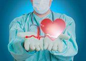 Arzt Herz Chirurgie
