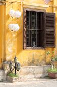 French Colonial Shutters