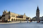 The Cloth Hall (polish: Sukiennice) In Krakow, Lesser Poland.