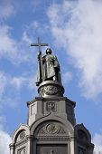 monument to Vladimir Baptist Kievan Rus